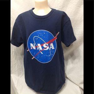 Shirts & Tops - Boy's size Small (approx) NASA t-shirt